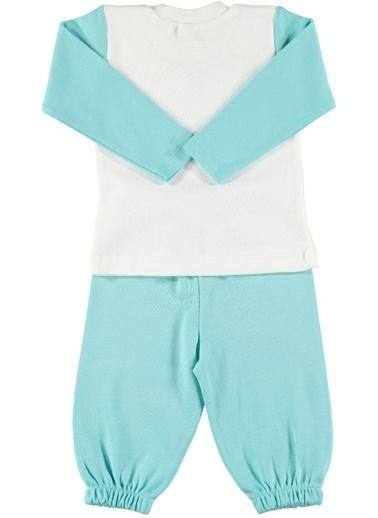 Luggi Baby Pijama Takım Mavi